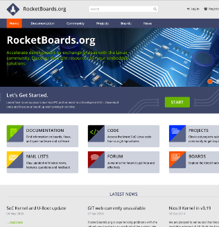 rocket boards